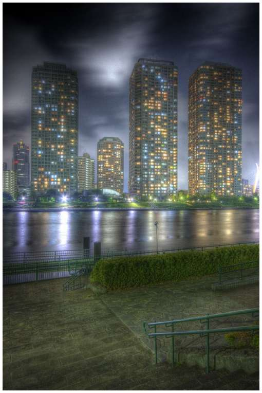 Awesome-HDR-Photographic-Sketches-of-Tokyo-11