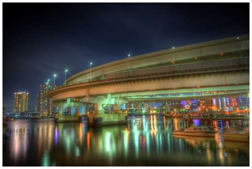 Awesome-HDR-Photographic-Sketches-of-Tokyo-3
