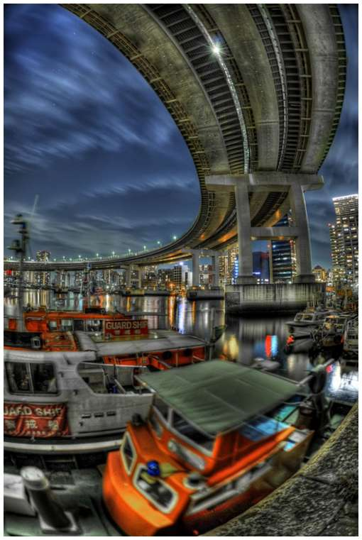 Awesome-HDR-Photographic-Sketches-of-Tokyo-5