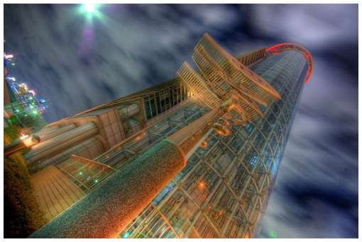 Awesome-HDR-Photographic-Sketches-of-Tokyo-7