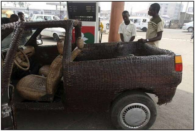 Car-Inside-and-Outside-From-Woven-Raffia-Palm-Cane-6