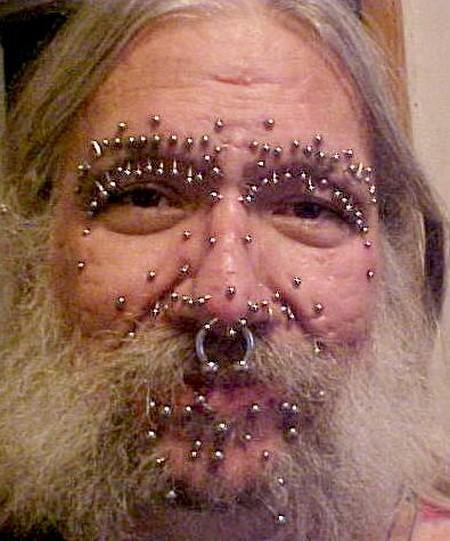 female body piercing gallery. Piercings
