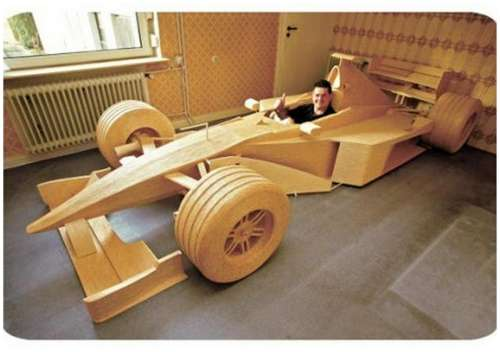 F1-Car-From-Matchsticks-7