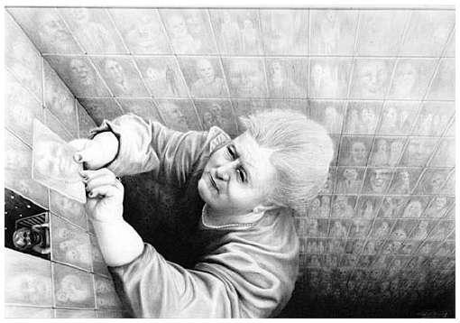 Moolf -超现实的铅笔画 - 08062788 - 08062788的博客