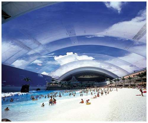 Worlds Biggest Indoor Swimming Pool
