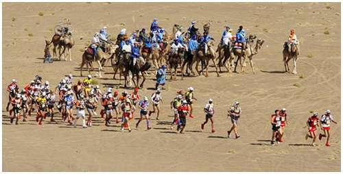 Marathon international des Dunes Marathon-des-Sables-6