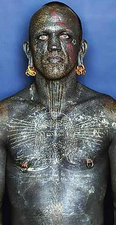 Most tattoo man – Moolf
