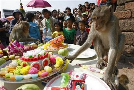 Interesting-Monkey-Festival-in-LopBuri-Thailand-1