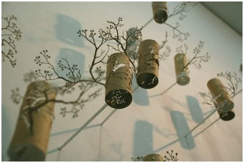 Beautiful-Paper-Trees-7