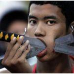 Extreme Piercing at Festival Phuket