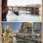 Now and then - Japanese architecture