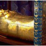 Pharaoh Tutankhamun Mummy