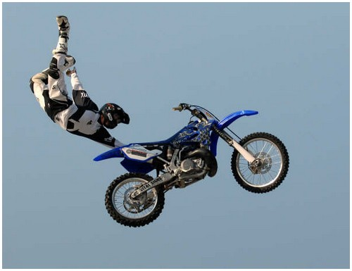 Freestyle-Motocross