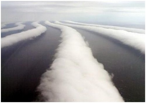 Stratocumulus-Clouds