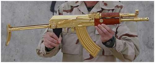 Gold-Plated-AK-47