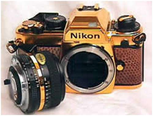 Nikon-FA-Gold