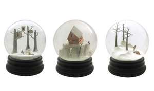 Wonderful-snow-globes