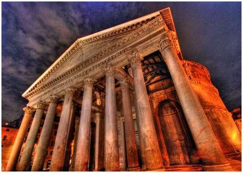 Путешествие по риму