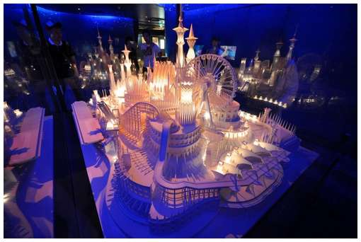 Amazing-Paper-Craft-Castle-On-the-Ocean/Amazing-Paper-Craft-Castle-On-the-Ocean-1