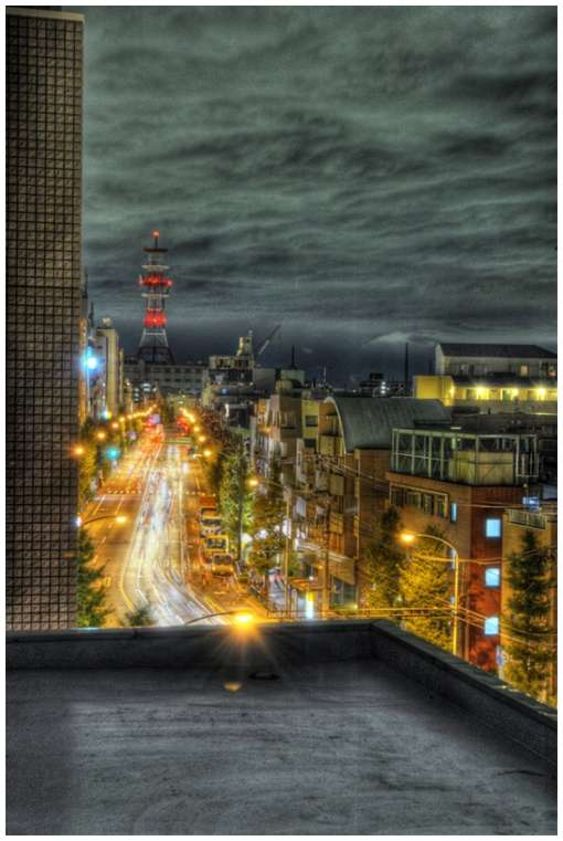 Awesome-HDR-Photographic-Sketches-of-Tokyo-13