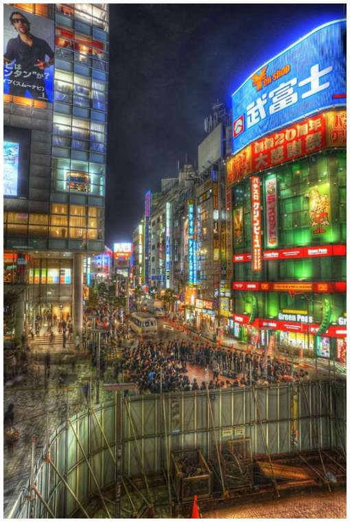 Awesome-HDR-Photographic-Sketches-of-Tokyo-14