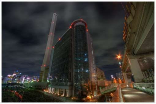 Awesome-HDR-Photographic-Sketches-of-Tokyo-6