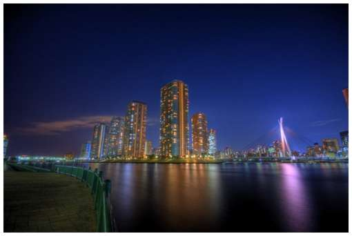 Awesome-HDR-Photographic-Sketches-of-Tokyo-8