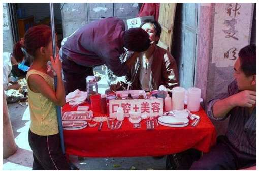 Street-Dentists-In-India-and-China-11