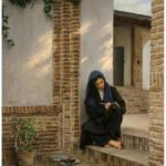 Paintings by The Great Iman Maleki