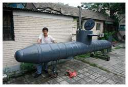 Home-Made-Submarine