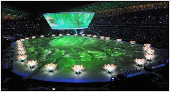 Opening-ceremony-of-11th-Chinese-National-Games-in-Jinan-15
