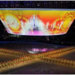 Opening ceremony of 11th Chinese National Games in Jinan