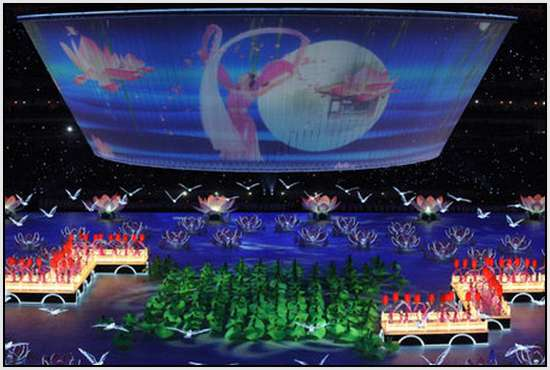 Opening-ceremony-of-11th-Chinese-National-Games-in-Jinan-7