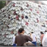 Toilet Sculpture in China
