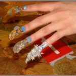 Creative Finger Nail Art