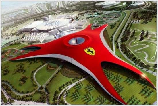 Ferrari-Theme-Park-in-Abu-Dhabi-1