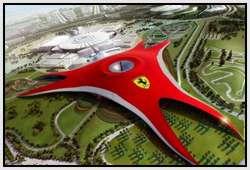 Ferrari-Theme-Park-in-Abu-Dhabi