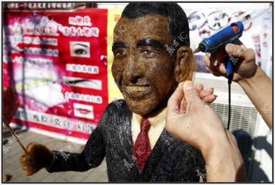 Hair-Made-Sculpture-of-Barack-Obama-2
