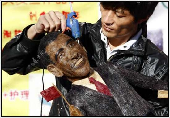 Hair-Made-Sculpture-of-Barack-Obama-6