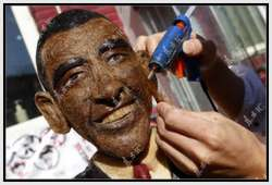 Hair-Made-Sculpture-of-Barack-Obama