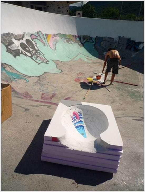 Octopus-Skate-Pool-Art-1