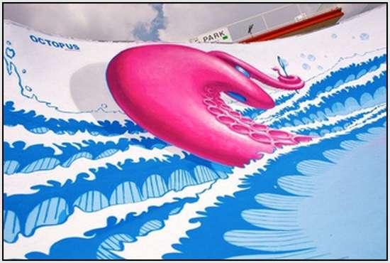 Octopus-Skate-Pool-Art-10