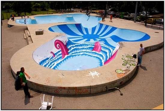 Octopus-Skate-Pool-Art-11