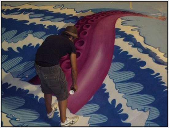 Octopus-Skate-Pool-Art-7
