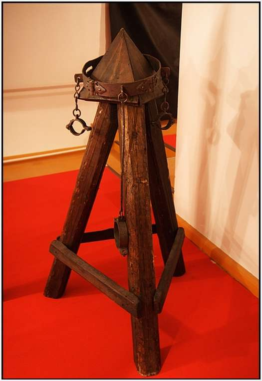 Collection Of Most Barbaric Medieval Instruments Of