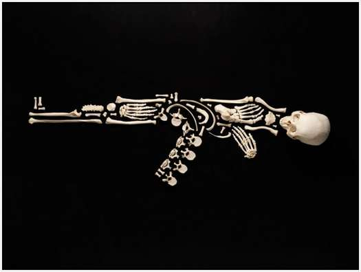 Art-Made-From-Real-Human-Bones-3