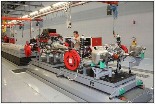 Ferrari-Production-Factory-in-Maranello-17