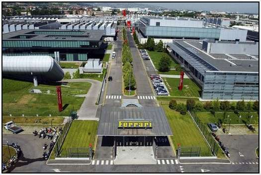 Ferrari-Production-Factory-in-Maranello-2