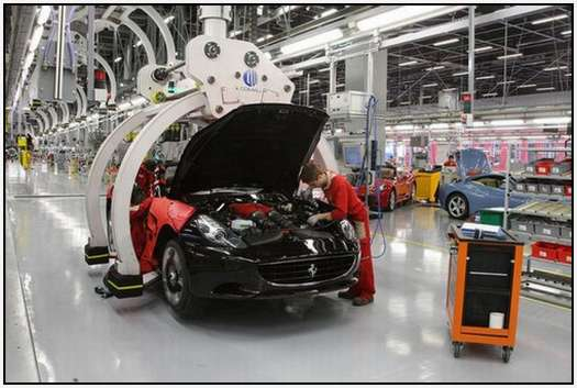 Ferrari-Production-Factory-in-Maranello-28