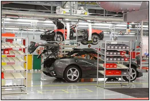 Ferrari-Production-Factory-in-Maranello-30